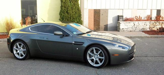 Aston Martin V8 Vanatge